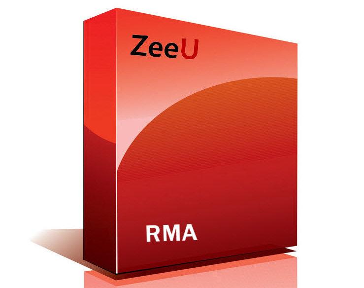 ZeeU RMA
