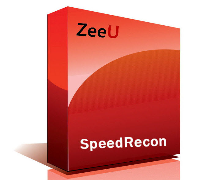 ZeeU Speed Recon