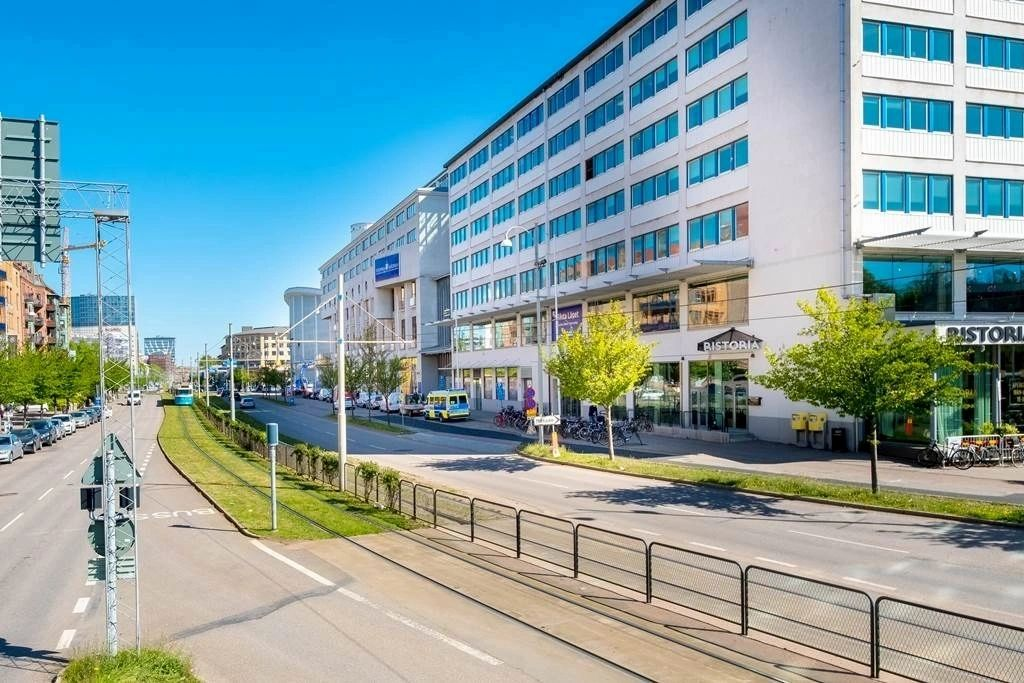 Kontorslokaler i hjärtat av Göteborg